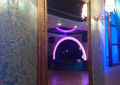 Большой зал (декор)